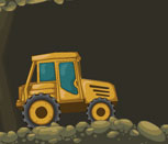 Спасение трактора в шахте