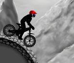 Игра Стикмен на BMX