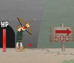 Игра стрелялка лучников