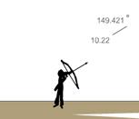Игра стрелялки из лука