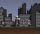 Команда против зомби