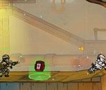 Игра стрелялки: Ударный отряд