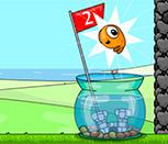 Сумасшедший рыбий гольф