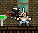 Игра супер ниндзя