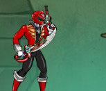 Игра Супер Рейнджеры Самураи Мегафорс