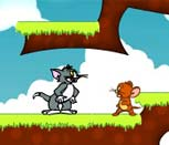 Игра на двоих Том и Джерри