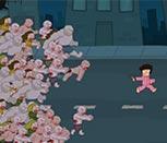 Игра убежать от зомби