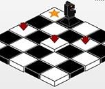 Игра в шахматы: Чёрный рыцарь