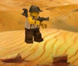 Игра военные Лего