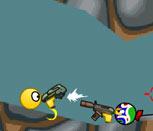 Игра война смайликов