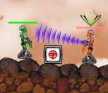 Игра война биороботов