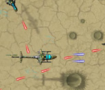 Игра войска в пустыне