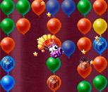 Игра воздушные шарики