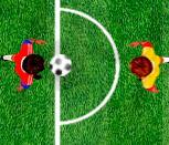 Игра яростный футбол на двоих