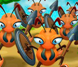 Игра захват замков с муравьями