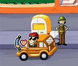 Игра заправка машин