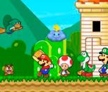 Игра защита башни Марио