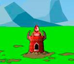 Игра защита многоуровневой башни